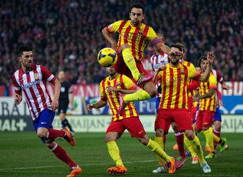 بث مباشر وسريع لمباراة القمة بين برشلونة وأتلتيكو مدريد ربع نهائي أبطال أوربا 2016